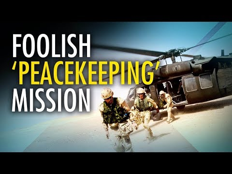 "David Menzies' ingenious ""Plan B"" for Canada's Mali mission thumbnail"