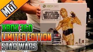 Unboxing Xbox 360 Limited Edition Star Wars Español