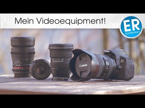 Mein Videoequipment! - EpicReviews