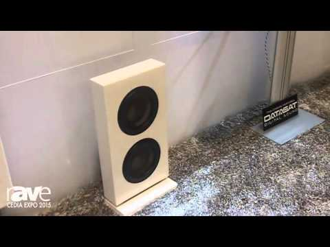 CEDIA 2015: Totem Acoustic Demos A Complete ATMOS System Using Its Tribe Speakers