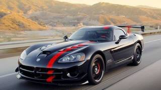 ACR Viper, Bloodhound land speed record, Renntech SL Black - 7/20/10