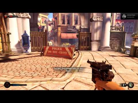 BioShock Infinite Gameplay (PC) Maxed *GTX 670*
