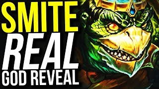 SMITE - REAL God Reveal - Kuzenbo