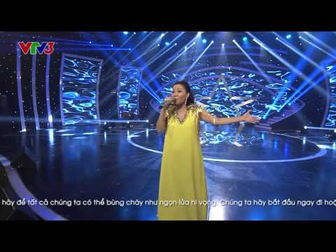 Vietnam's Got Talent 2014 - ĐÊM TRÌNH DIỄN & CÔNG BỐ KQ BK 5 - Thu Minh