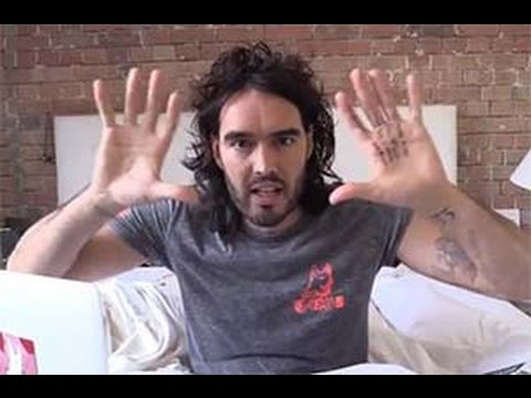 Russell Brand Rips Stephen Fry's Atheism