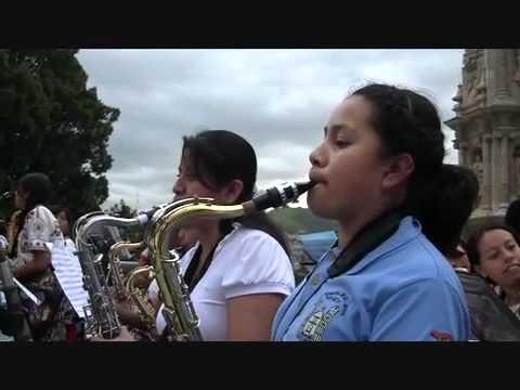 ¡Enamora Oaxaca a turistas con su música de viento!