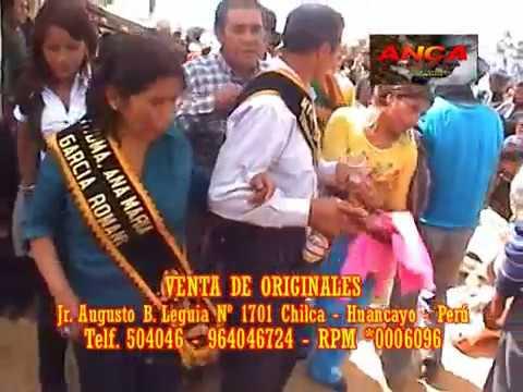 huachocolpa 2010 FIESTA SANTA ROSA - ANCA PRODUCCIONES