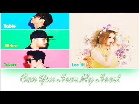 1 Hour  ✗ Can You Hear My Heart - Epik High X Lee Hi
