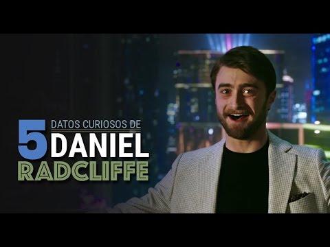 5 datos curiosos de Daniel Radcliffe