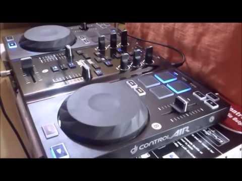 enganchado de cumbia  mezcla en vivo   dj tito