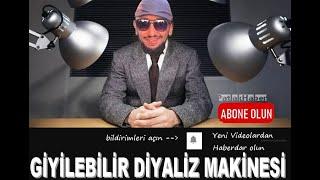 Giyilebilir Diyaliz Makinesi - Video HD