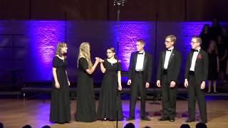 """I'm a Train"" arranged by Peter Knight - Fort Wayne Children's Choir"