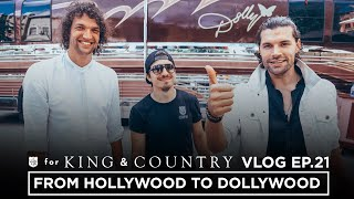 From Hollywood to Dollywood - vlog ep.21