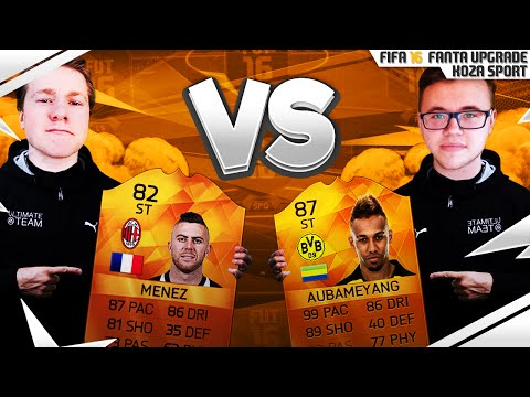 FIFA 16 - KOZA VS N3JXIOM - FANTASY UPGRADE