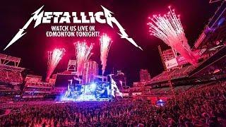 Download Lagu Metallica - Live from Edmonton, Canada (August 16th 2017) [Full Webcast] Gratis STAFABAND