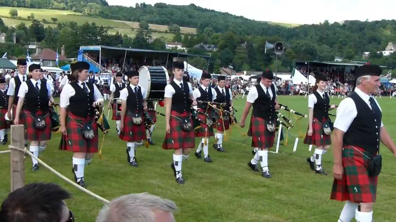 Highland games 4th august 2013