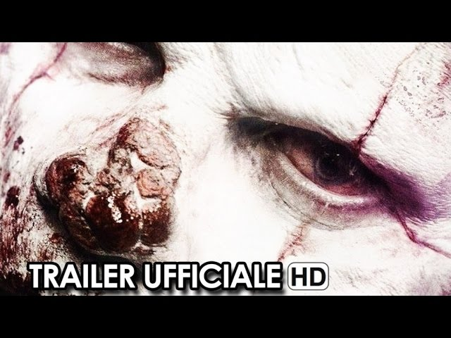 CLOWN Trailer Ufficiale Italiano (2014) - Eli Roth Movie HD