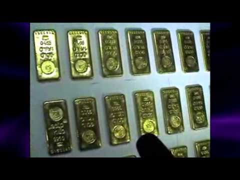 Gold Bars Worth Over 1 Million Dollars Found In Plane Bathroom