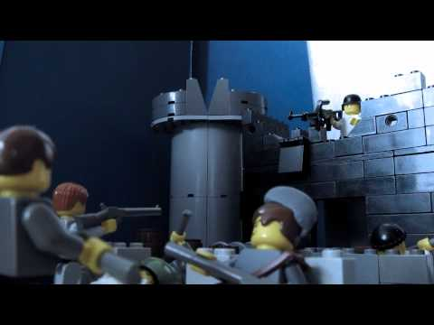 LEGO Call of Duty - Battle of Stalingrad 2 - Downtown Assault