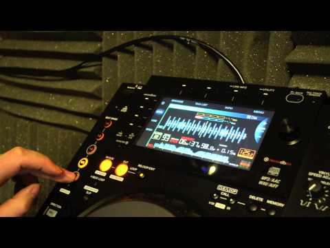 Pioneer CDJ 900 nexus @ Phase One DJ Store