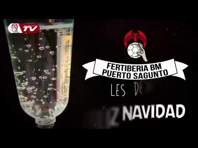 Spot Navidad Fertiberia BM Puerto Sagunto 2014