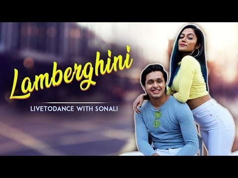 Lamberghini I The Doorbeen ft. Ragini I LiveToDance with Sonali