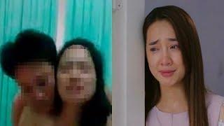 Nhã Phương bất ngờ phản ứng 'sốc' khi phát hiện clip 'tình cảm' của Trường Giang và Nam Em bị lộ?