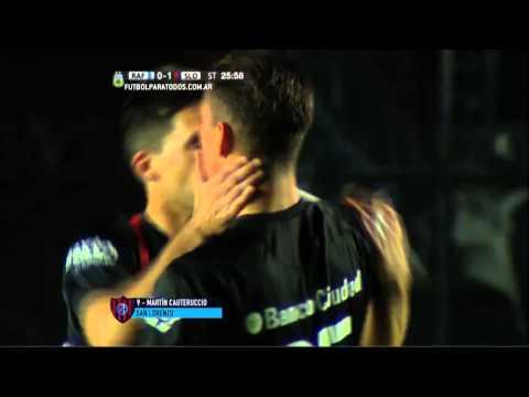 San Lorenzo le ganó Rafaela y se metió en cuartos de la Copa Argentina