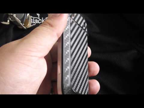 Accessory Review: BodyGuardz BlackBerry Bold 9900/9930 Armor Carbon Fiber
