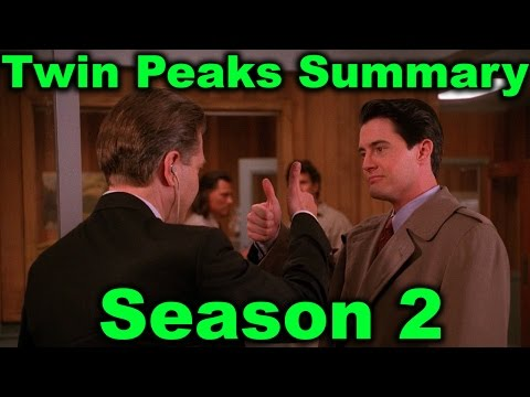 Twin Peaks Summary Season 2