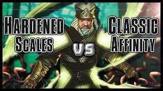 Hardened Scales vs Classic Affinity (Modern) 09-11-2018