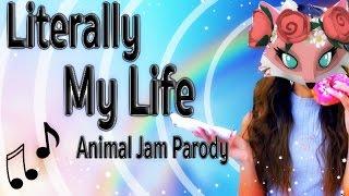 Animal Jam Song Parody || Literally My Life