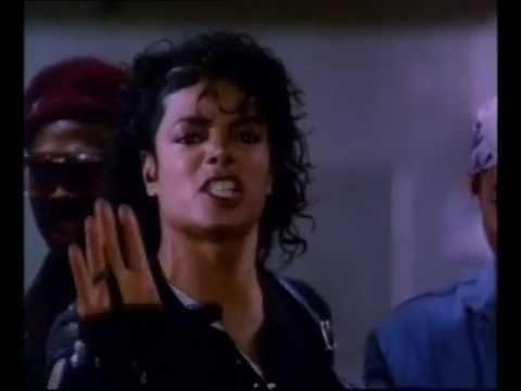Michael Jackson - Bad (full Version) Hq video