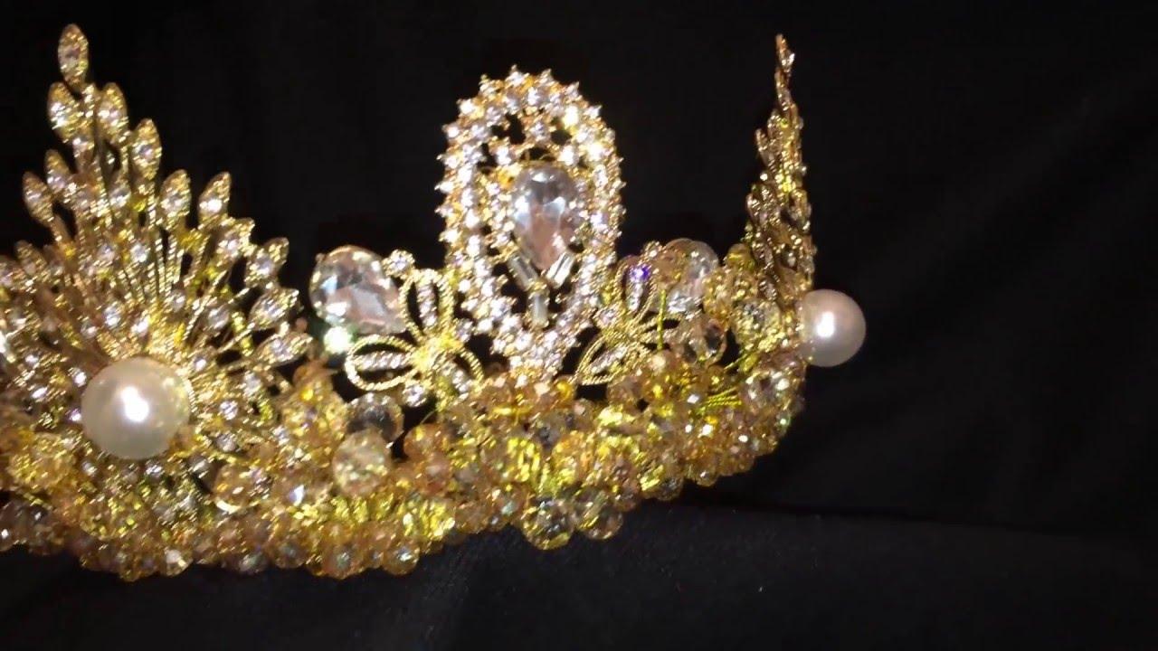 Корона или диадема своими руками 70