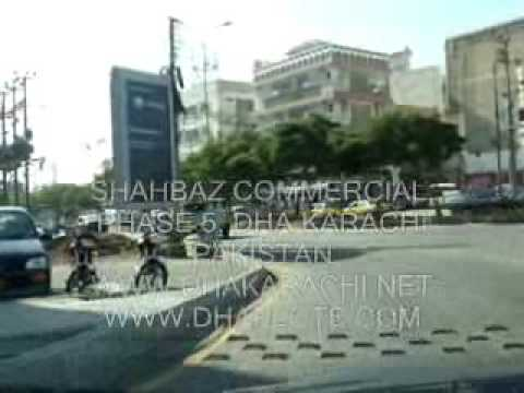 SHAHBAZ COMMERCIAL, PHASE 6, DEFENCE , KARACHI, PAKISTAN, PROPERTY, REALESTATE