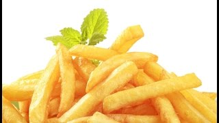 French Fries Recipe in Bangla
