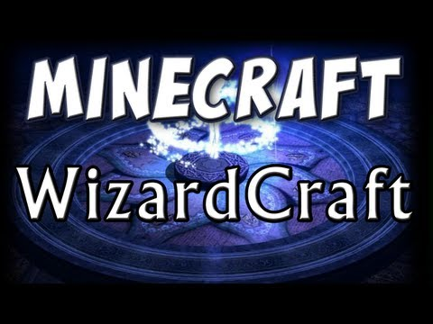 Minecraft - WizardCraft - Mod Spotlight