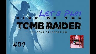 Let's Play Rise of the Tomb Raider (20th Anniversary-Edition, PS4) Part 09
