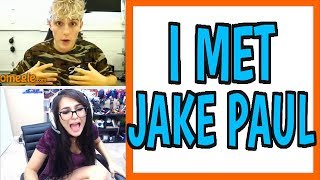 MEETING JAKE PAUL ON OMEGLE