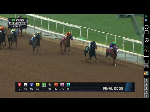 Clash of the Titans: California Chrome vs. Shared Belief | 2015 San Antonio Stakes (G2)