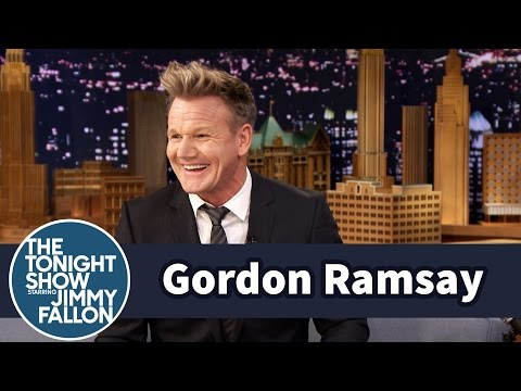 Gordon Ramsay Cried over His Pigs