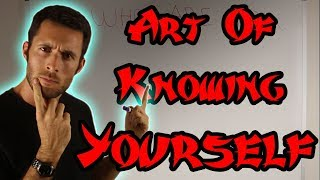 The Art of Knowing Yourself (Values Quiz)