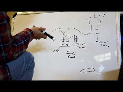 Pitbike Rectifier/Regulator Wiring Diagram