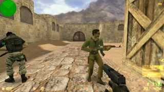 Counter Strike 1.6 - Terrorist - Dust II