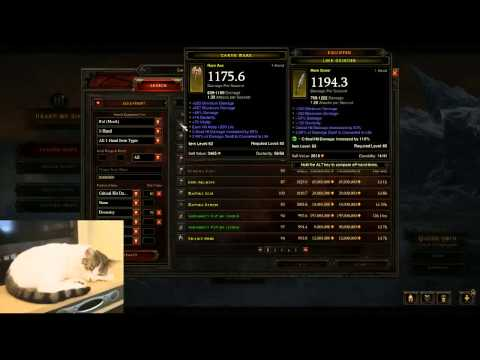 Godly Diablo 3 One Billion Gold Monk Set Build