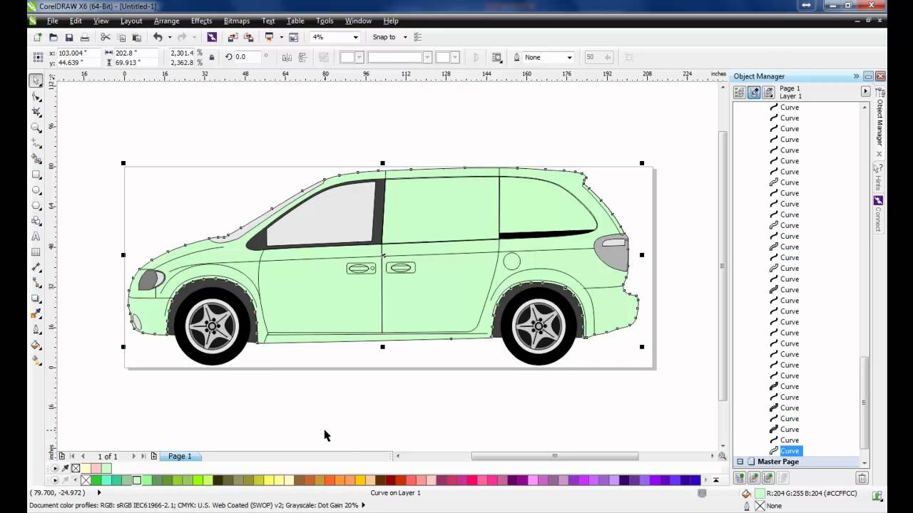 Free Download Corel Draw X6 Full Version Pokosoft