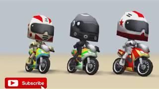 Nhạc thiếu nhi - Bé tập lái ô tô Remix - DK Kids TV