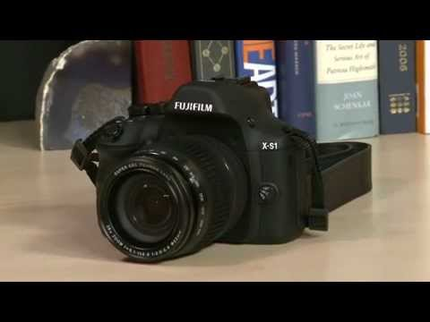 Fujifilm X-S1 Digital Camera Review
