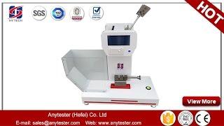HY4252D Digital Izod Impact Tester for ASTM D256, ISO 180, ISO 20126 from Anytester