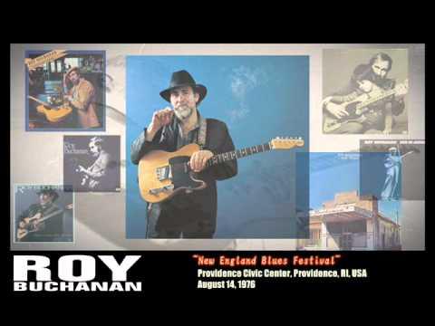 Roy Buchanan - Delta Woman / Hey Joe (Live)